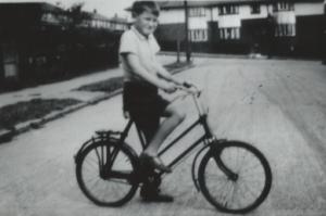 Dad, circa 1954